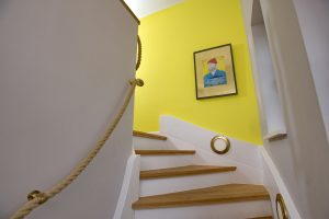 Ferienwohnung yellow upmarine_Flur