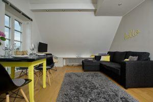 Ferienwohnung yellow upmarine_Wohnzimmer