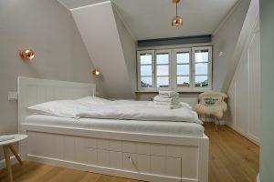 Ferienwohnung yellow upmarine_Schlafzimmer