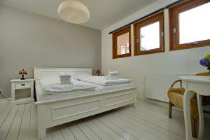 Sylt Bungalow L - Ferienwohnung, Schlafzimmer